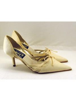 Zapato de Mujer Vestir/Fiesta Abierto lados