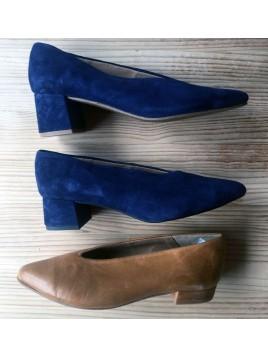 Zapato Mujer Salón Invertido